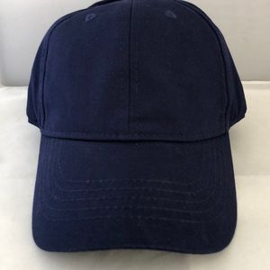 Time and Tru women's solid navy blue ball cap NWT
